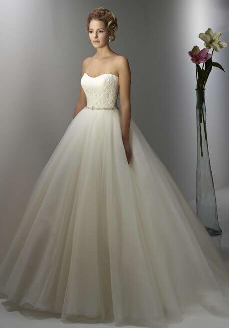 Brautkleid Diane Legrand 13EM5