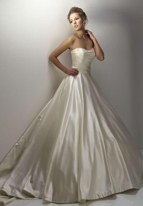 Brautkleid Diane Legrand 13EM6