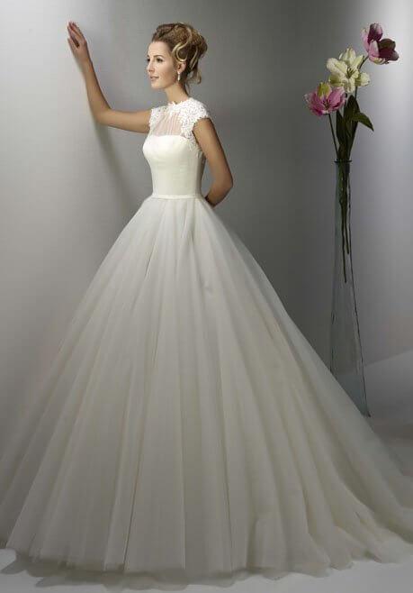 Brautkleid Diane Legrand 13EM7