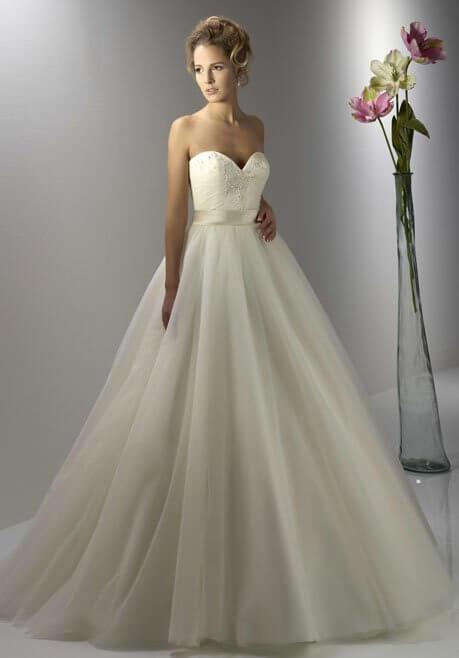 Brautkleid Diane Legrand 13EM8