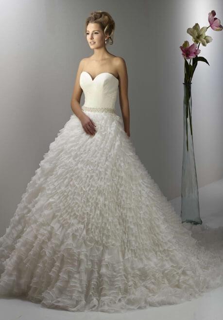 Brautkleid Diane Legrand 13ST2