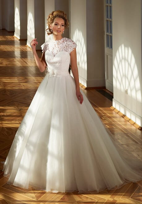 Brautkleid Diane Legrand Romance 4201