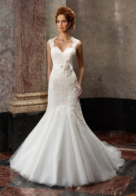 Brautkleid Diane Legrand Romance 4204