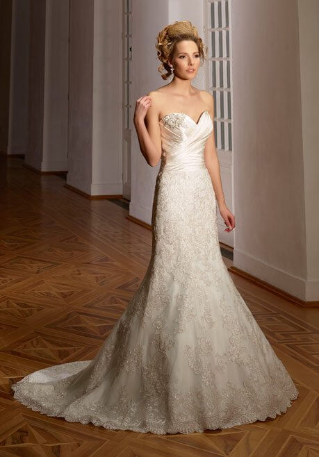Brautkleid Diane Legrand Romance 4205