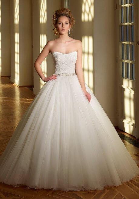 Brautkleid Diane Legrand Romance 4207