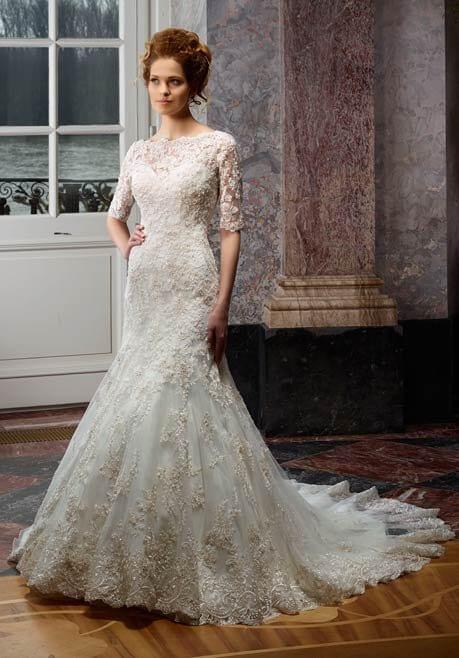 Brautkleid Diane Legrand Romance 4208