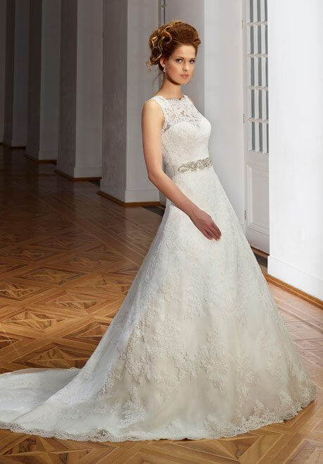 Brautkleid Diane Legrand Romance 4209