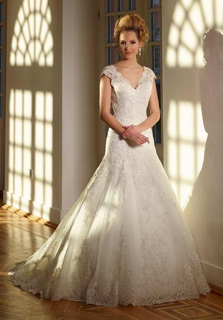 Brautkleid Diane Legrand Romance 4211