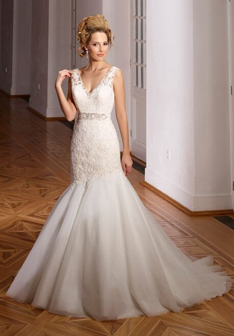Brautkleid Diane Legrand Romance 4212