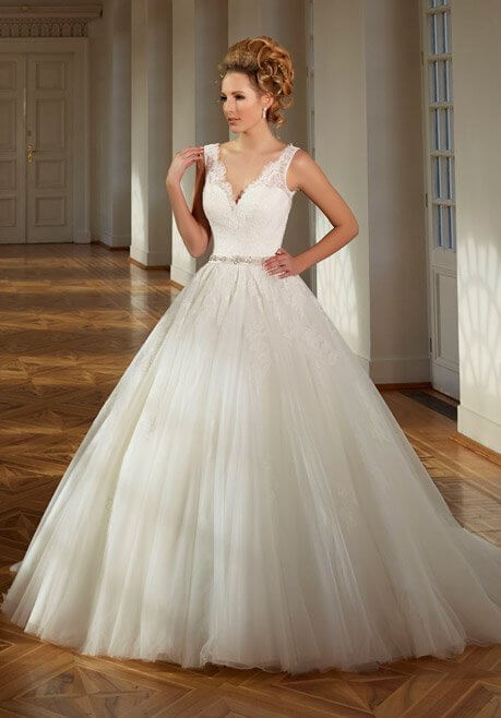 Brautkleid Diane Legrand Romance 4215