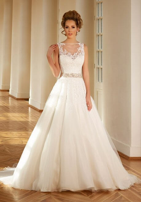 Brautkleid Diane Legrand Romance 4216