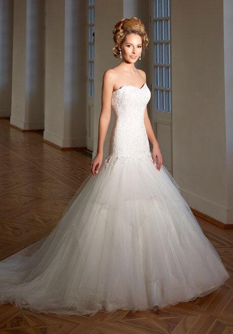 Brautkleid Diane Legrand Romance 4217