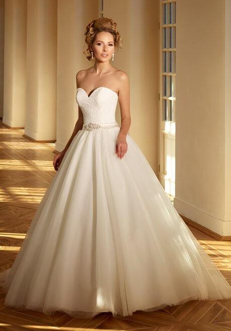 Brautkleid Diane Legrand Romance 4225