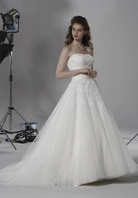Brautkleid Romantica Bridal Donatella
