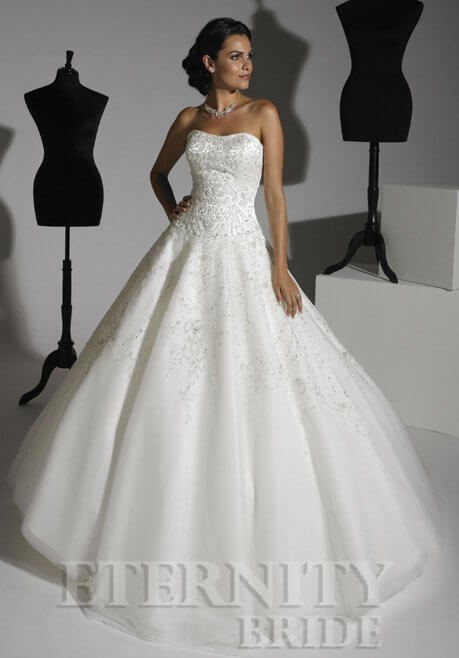 Brautkleid Eternity Bride D5000