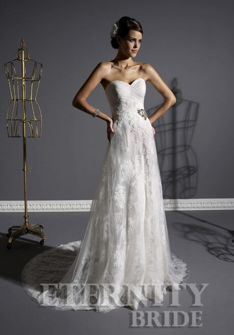 Brautkleid Eternity Bride D5060