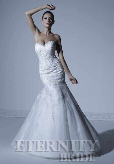 Brautkleid Eternity Bride D5132
