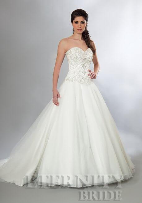 Brautkleid Eternity Bride D5164