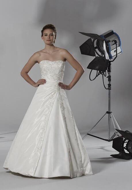 Brautkleid Romantica Bridal Francis