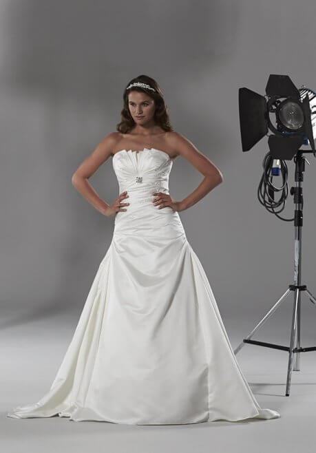 Brautkleid Romantica Bridal Julia