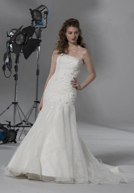 Brautkleid Romantica Bridal Letitia