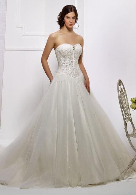 Brautkleid Lisa Donetti 70359