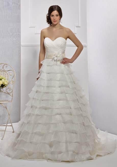 Brautkleid Lisa Donetti 70387