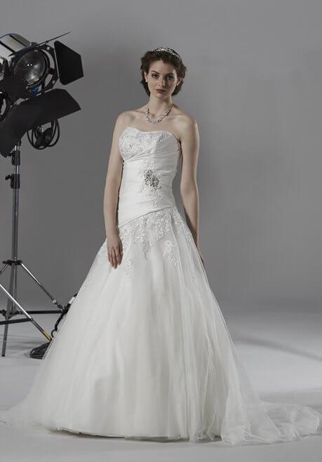 Brautkleid Romantica Bridal Martina