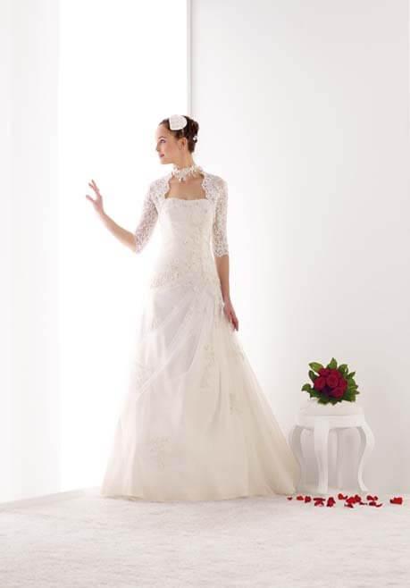 Brautkleid Mademoiselle Amour Alison -  NF44