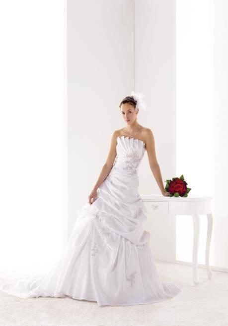 Brautkleid Mademoiselle Amour Ariane -  NF56