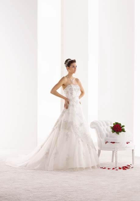 Brautkleid Mademoiselle Amour Australe - GG71