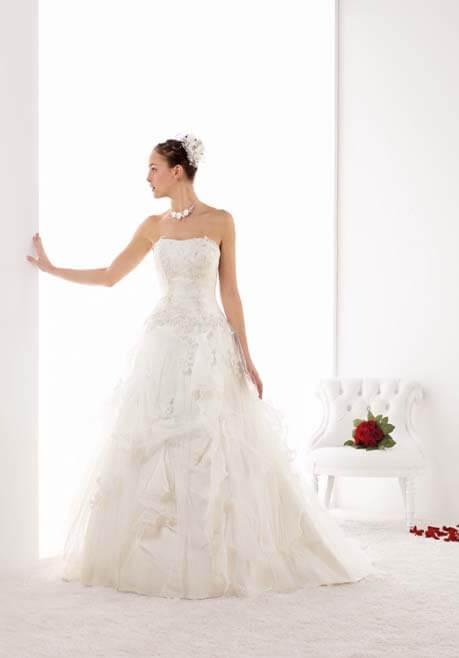 Brautkleid Mademoiselle Amour de Mykonos - KC99