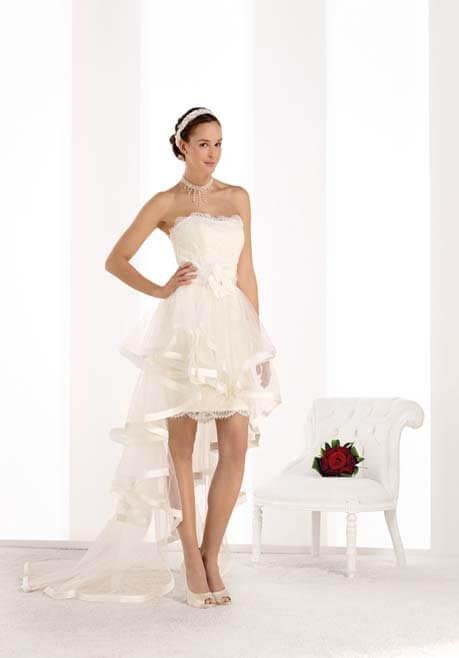 Brautkleid Mademoiselle Amour De Volute - LE19