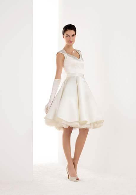 Brautkleid Mademoiselle Amour Ines - ND21