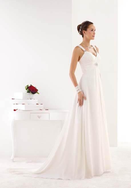 Brautkleid Mademoiselle Amour Lea - NE72