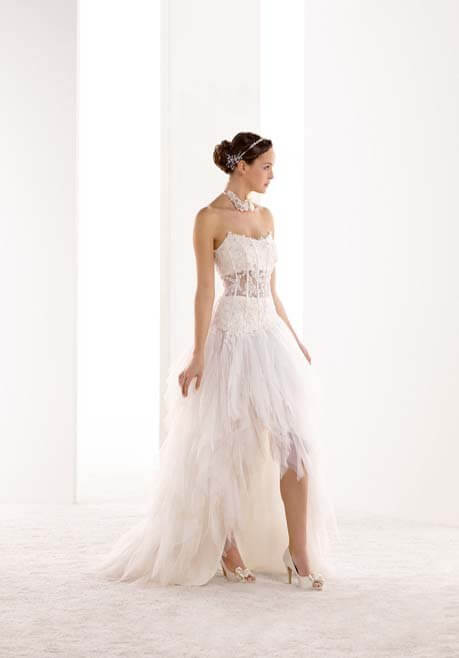 Brautkleid Mademoiselle Amour Lou - ND73