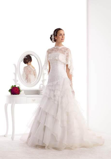 Brautkleid Mademoiselle Amour Rose - KH26