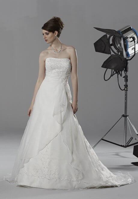 Brautkleid Romantica Bridal Monique