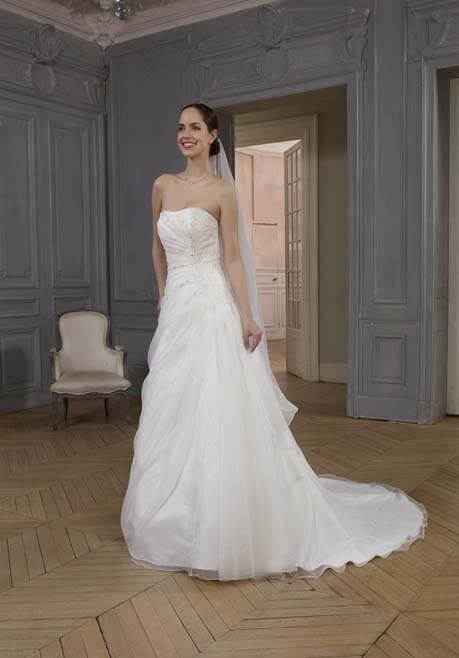 Brautkleid Point Mariage Bucarest- LG56