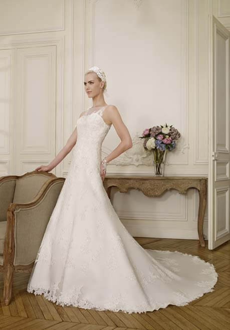 Brautkleid Pronuptia Paris LYAUTEY
