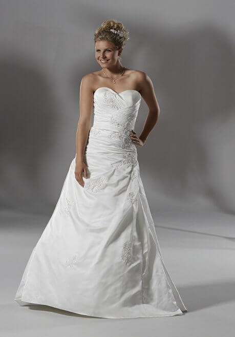 Brautkleid Romantica Bridal Rhona