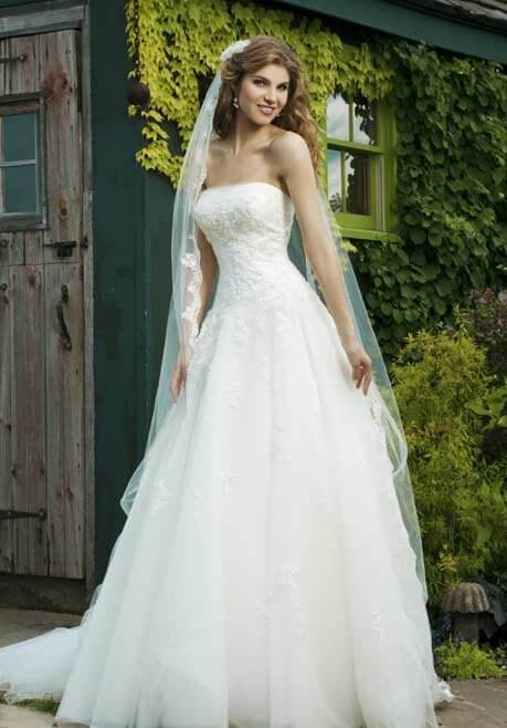 Brautkleid Sincerity 3637