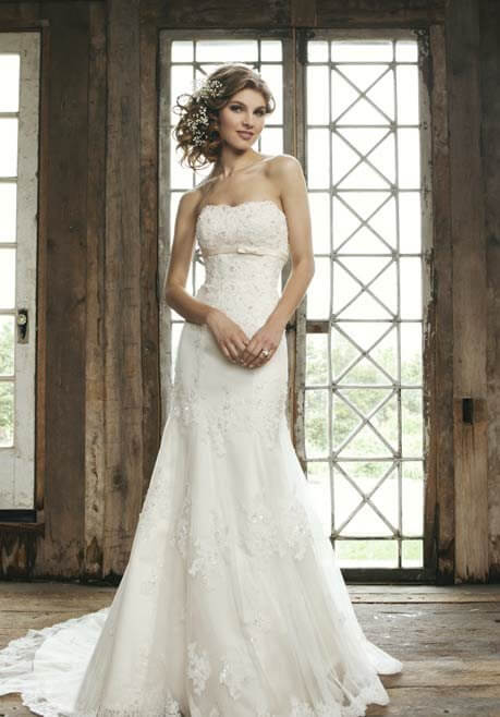 Brautkleid Sincerity 3664