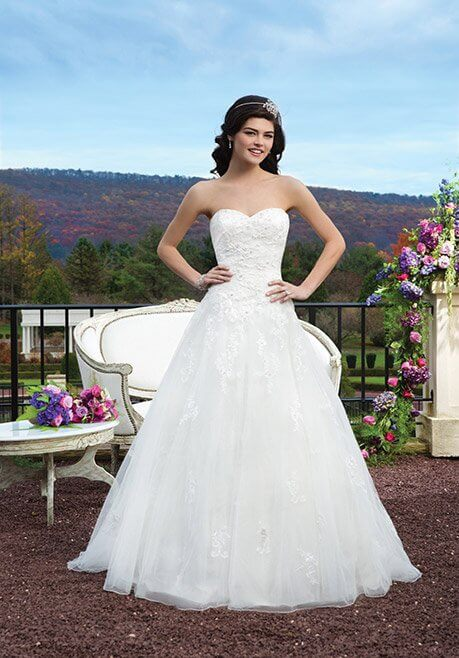 Brautkleid Sincerity 3801