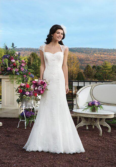 Brautkleid Sincerity 3802