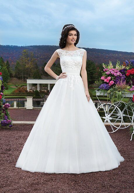 Brautkleid Sincerity 3804