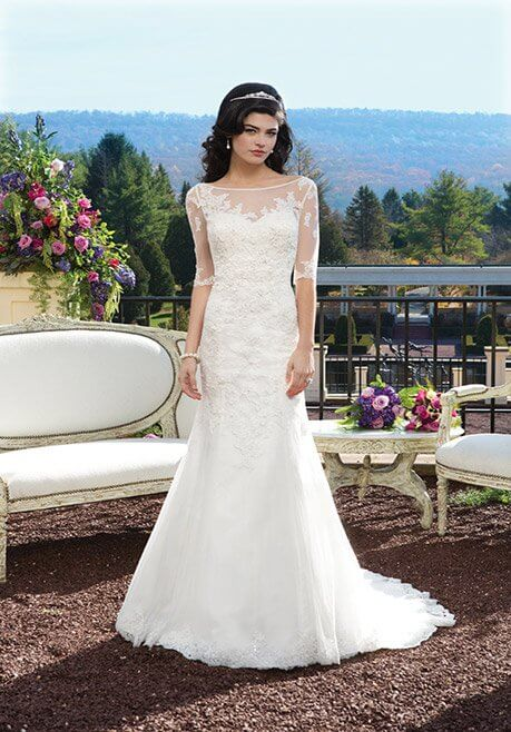 Brautkleid Sincerity 3814