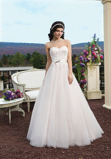 Brautkleid Sincerity 3816