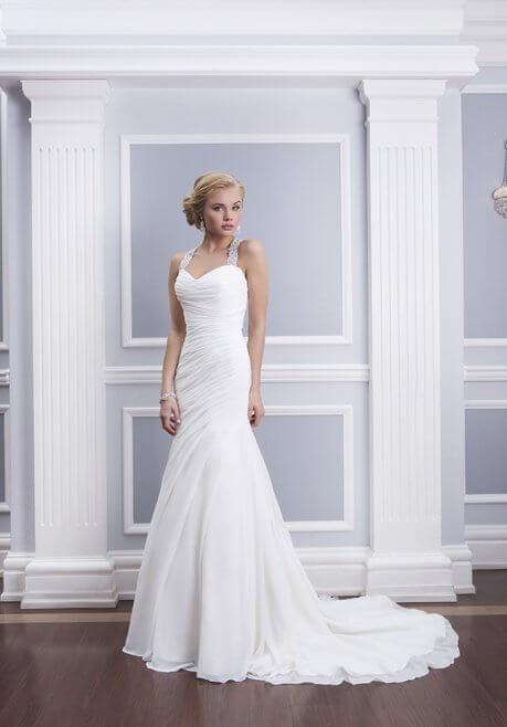 Brautkleid Lillian West 6310