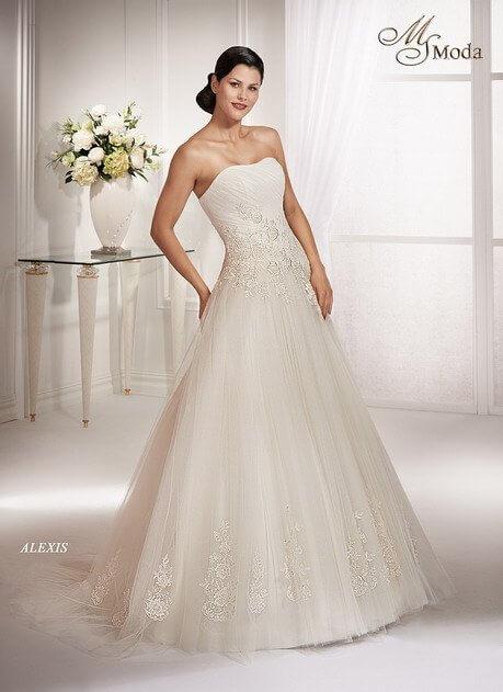 Brautkleid MS Moda Alexis